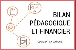 Bilan pédagogique et financier bpf