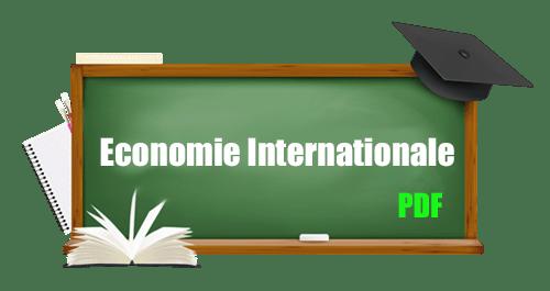 économie internationale