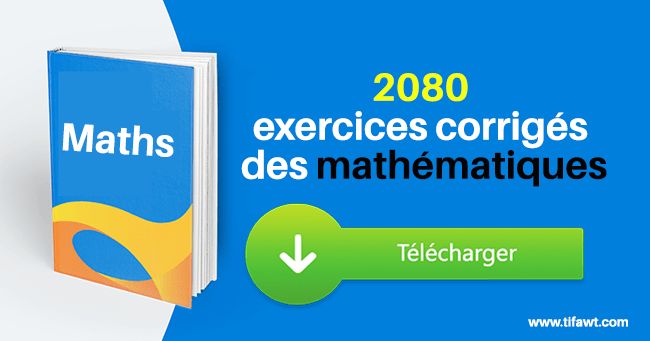 2080 Exercices Corriges Des Mathematiques Algebre Analyse Geometrie
