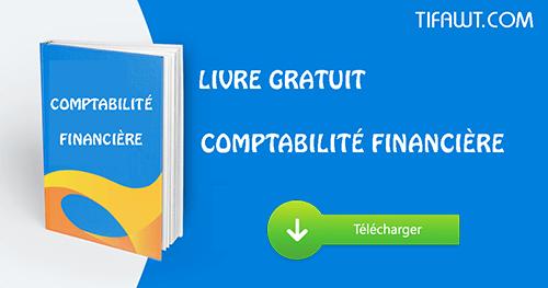 livre et cours de comptabilité financière en pdf