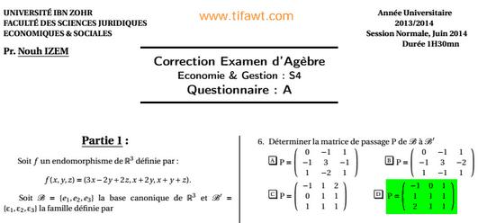 correction-examen-algebre