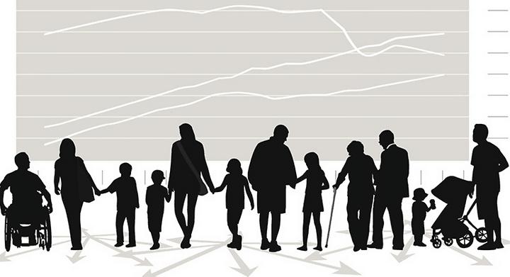 exercices corrigés de démographie
