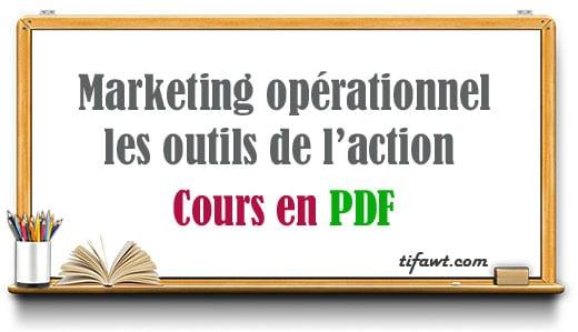 Marketing opérationnel : les outils de l'action