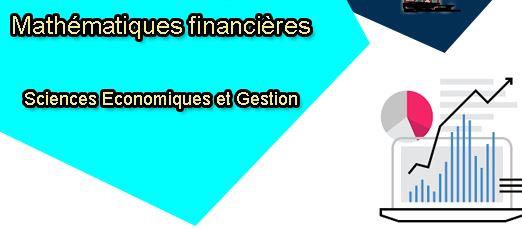 mathématique financière en pdf gratuit