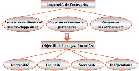 objectifs de l'analyse financière