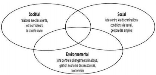 Notion de responsabilité sociétale et environnementale