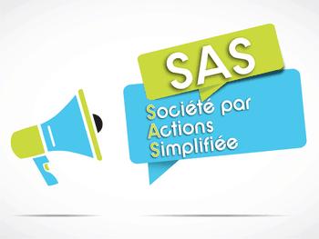 La société par actions simplifiée SAS
