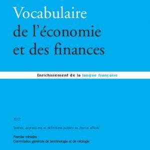 vocanulaire-economie-finance