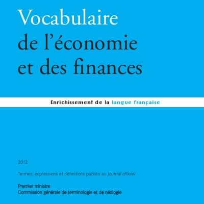 vocanulaire-economie-finance